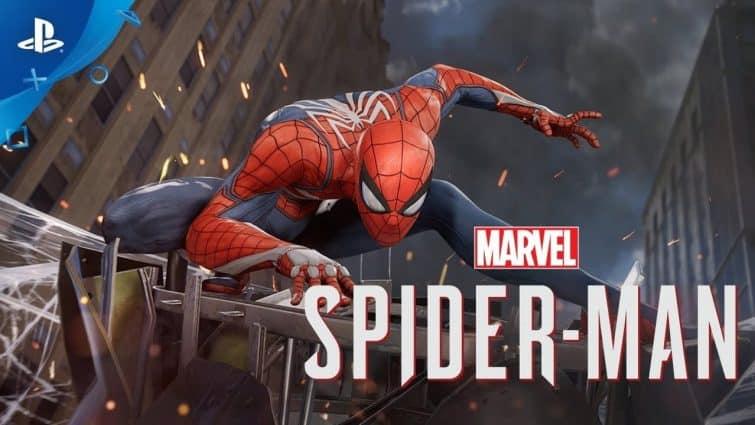 PS4 Marvels Spider-Man SaveGame 100% - Save File Download