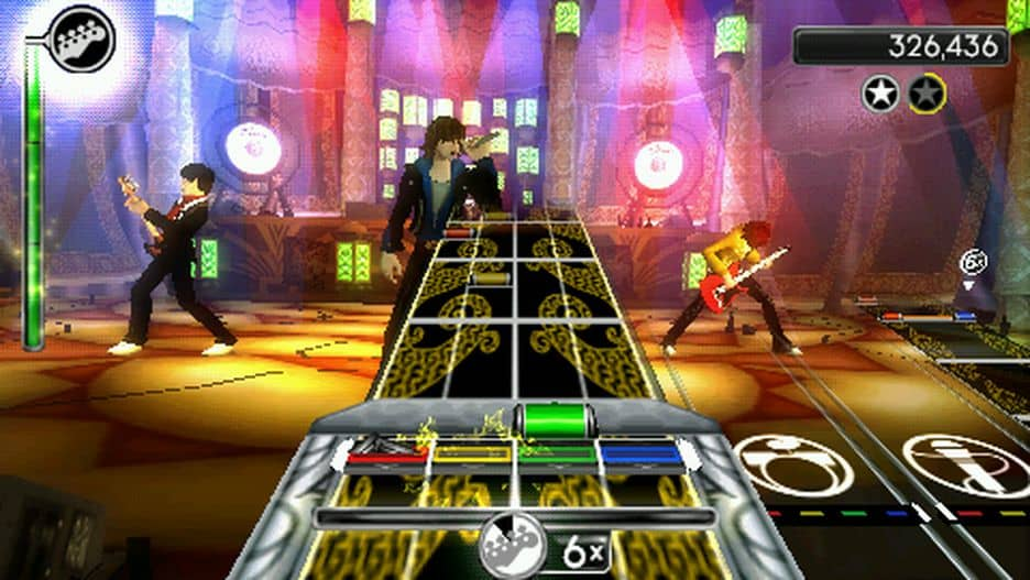 savedata de rock band unplugged psp