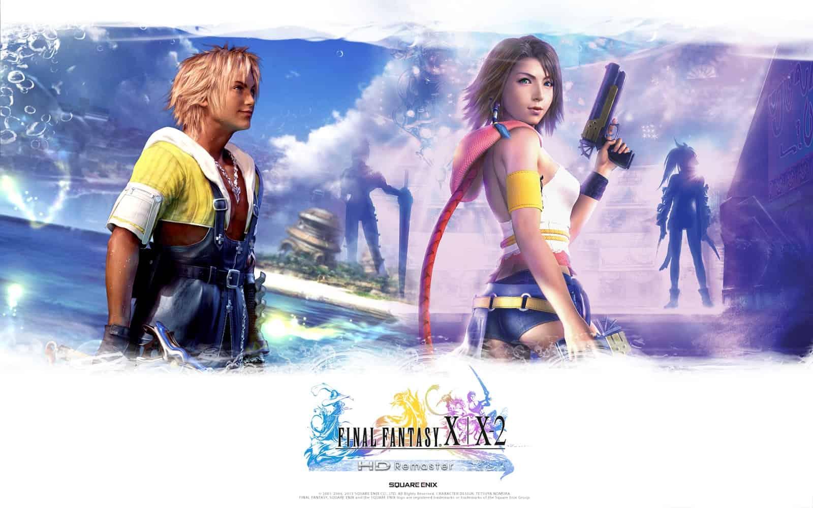 final fantasy x hd remaster pc mods