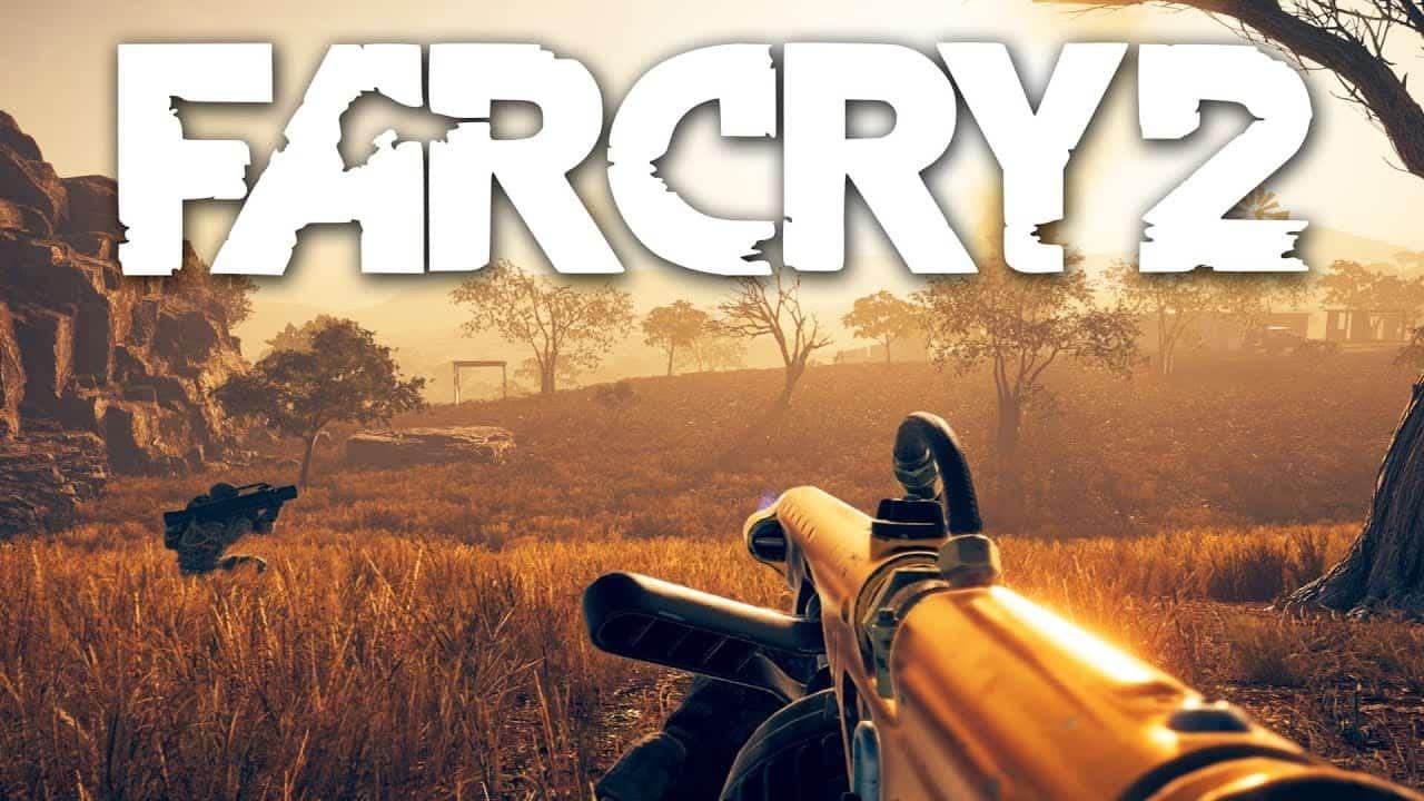 PC Far Cry 2 SaveGame 90% - Save File Download