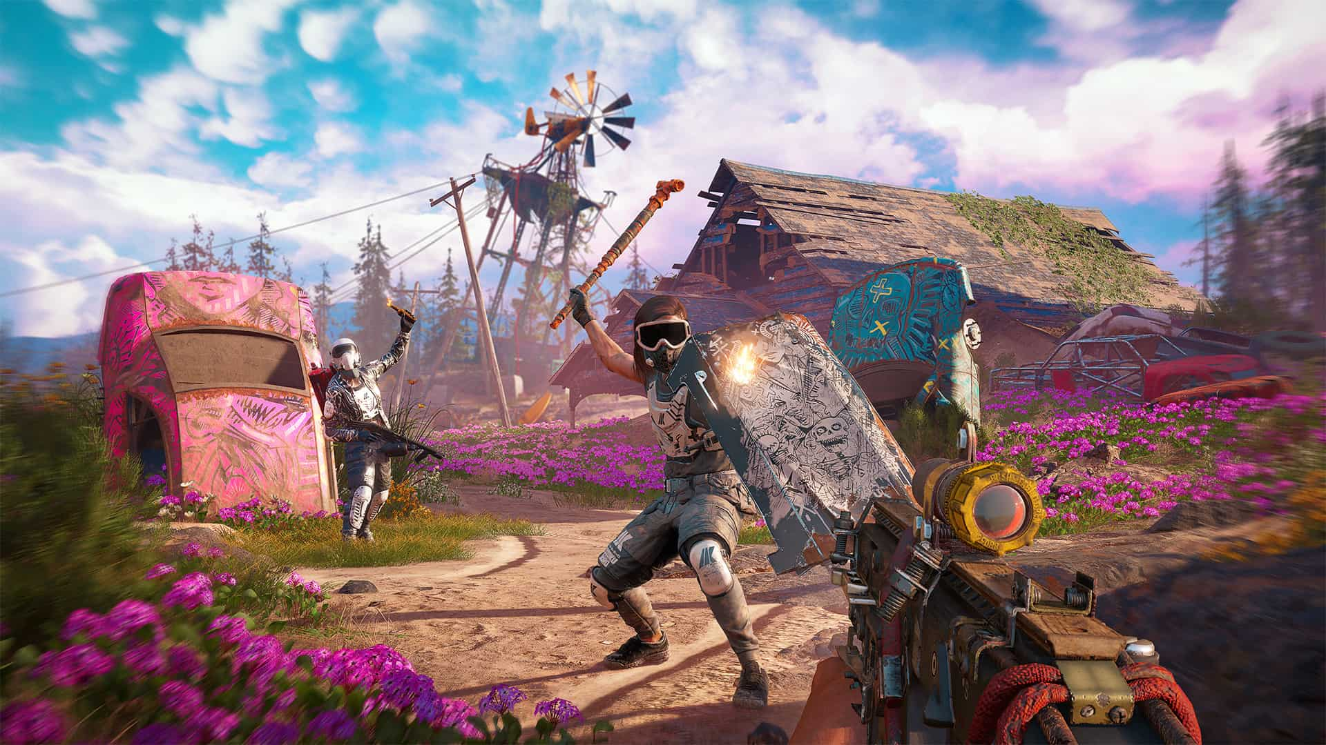 Pc Far Cry New Dawn Savegame 100 Save File Download