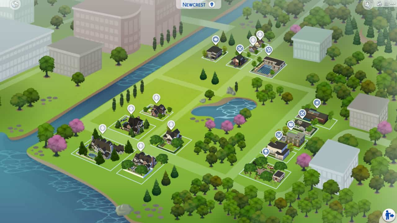 PC Sims 4 Save File | The Sims 4 Save File Download