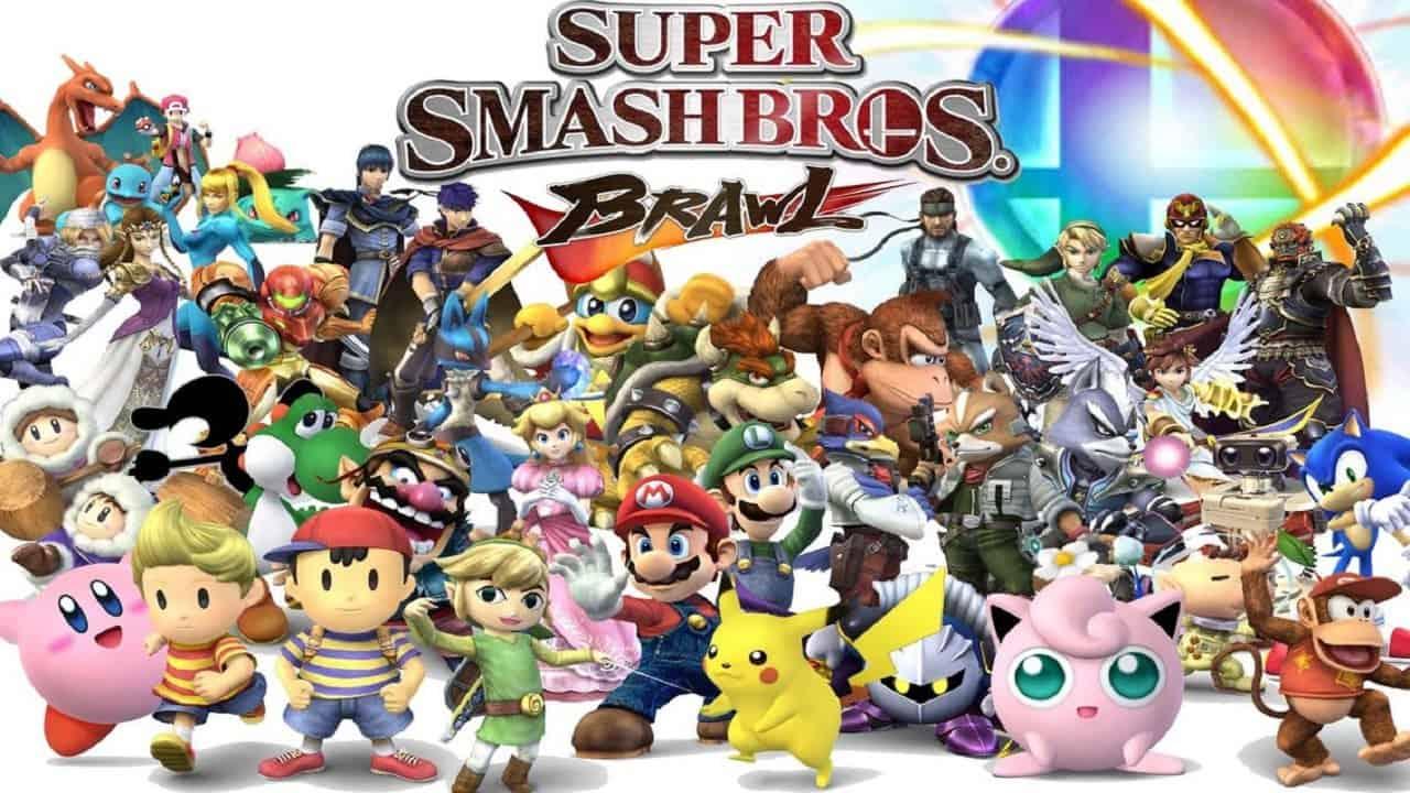 Brawl Wallpapers - Super Smash Bros. Brawl Wallpaper