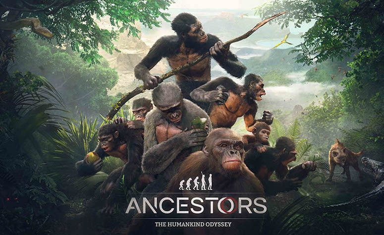 PC Ancestors: The Humankind Odyssey SaveGame - Save File