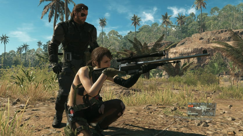metal gear solid 5 pc game free download