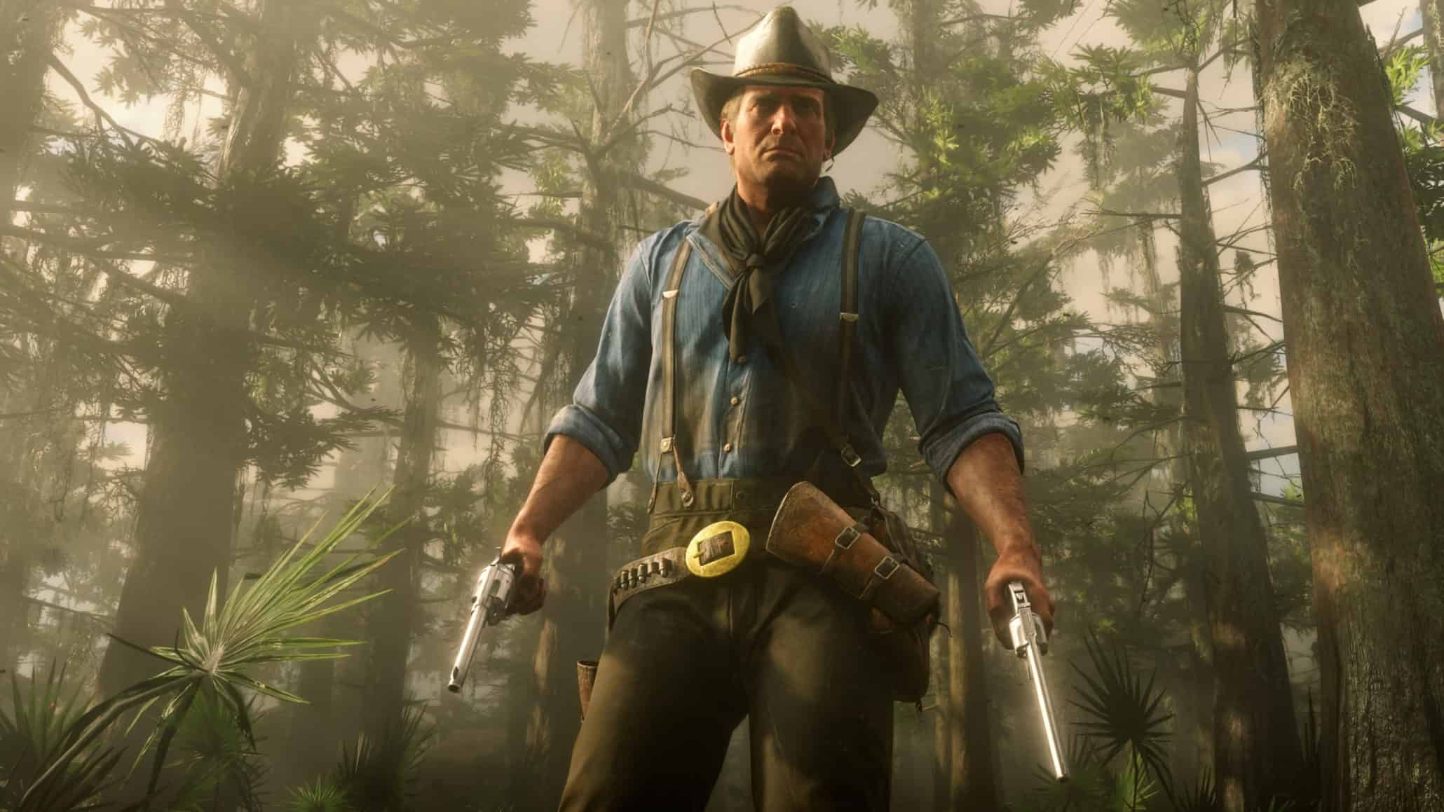 Pc Red Dead Redemption 2 Savegame 100 Save File Download