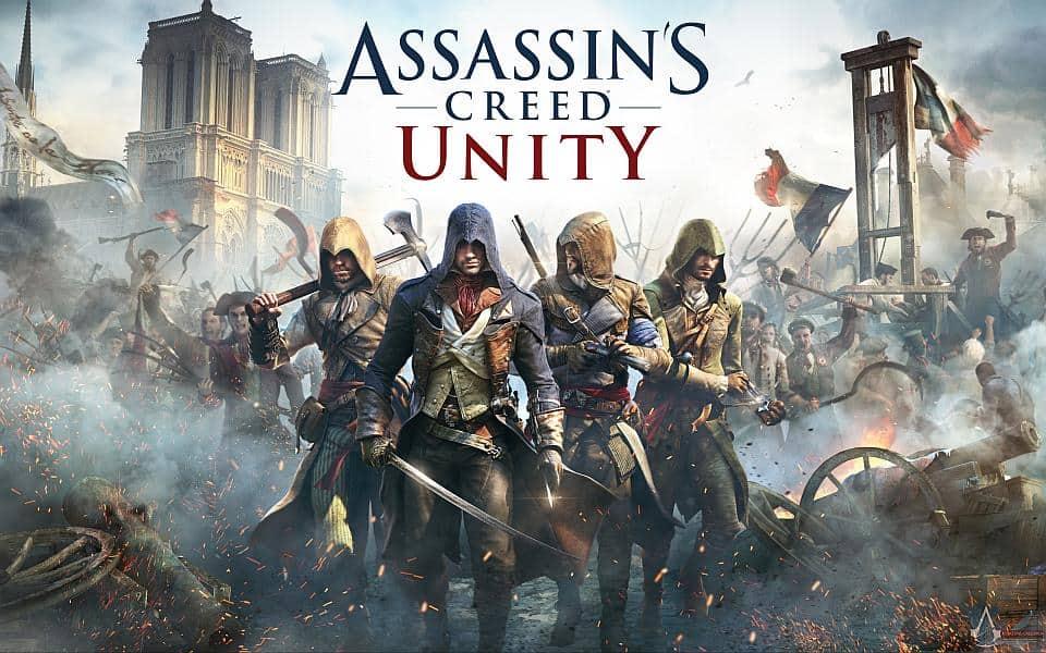 assassin creed unity nu funcționează)